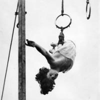 Hoop Woman