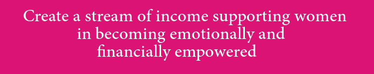 Create a Stream of Income Banner